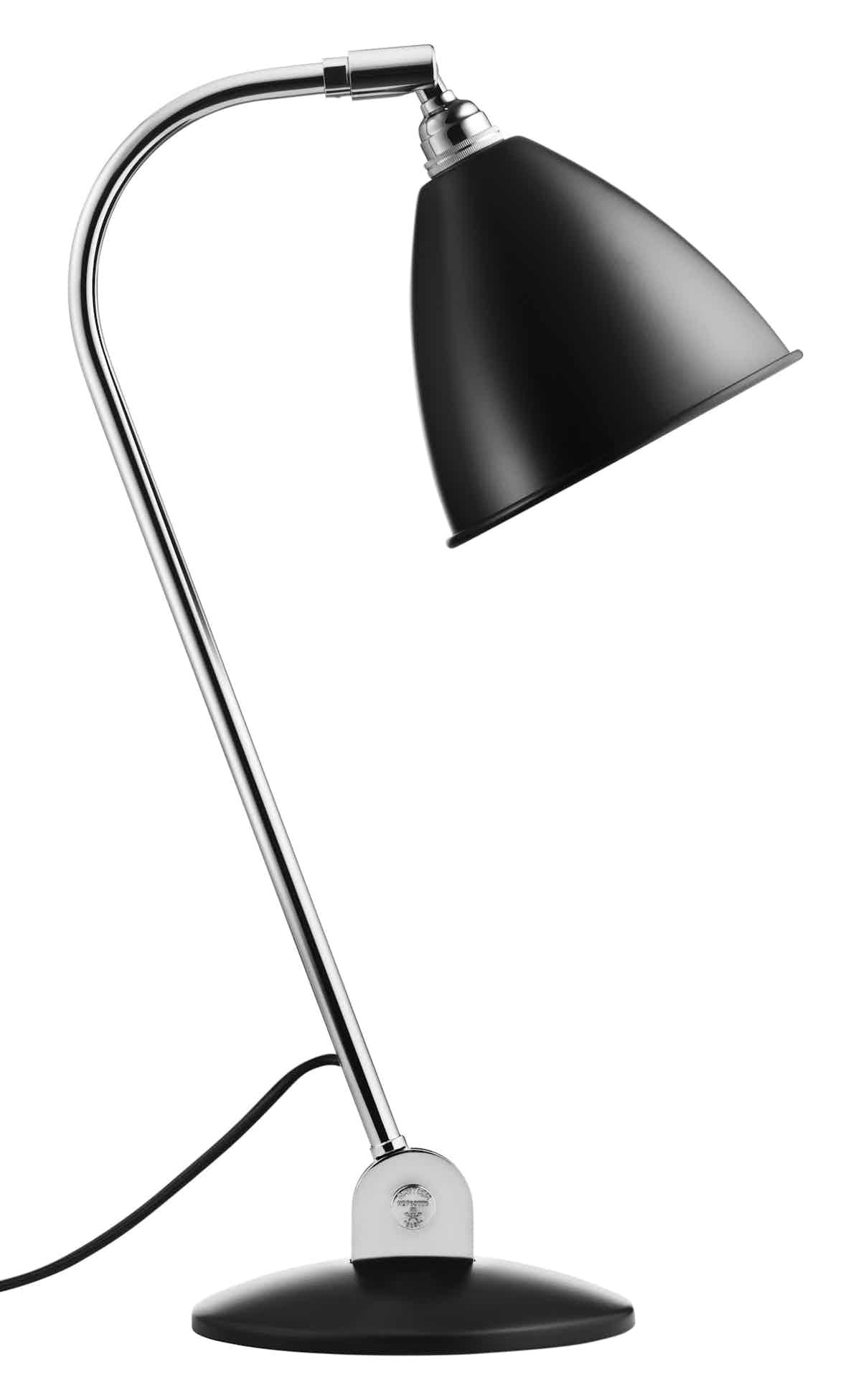 Gubi Bl2 Table Lamp Black Chrome Thumb Haute Living