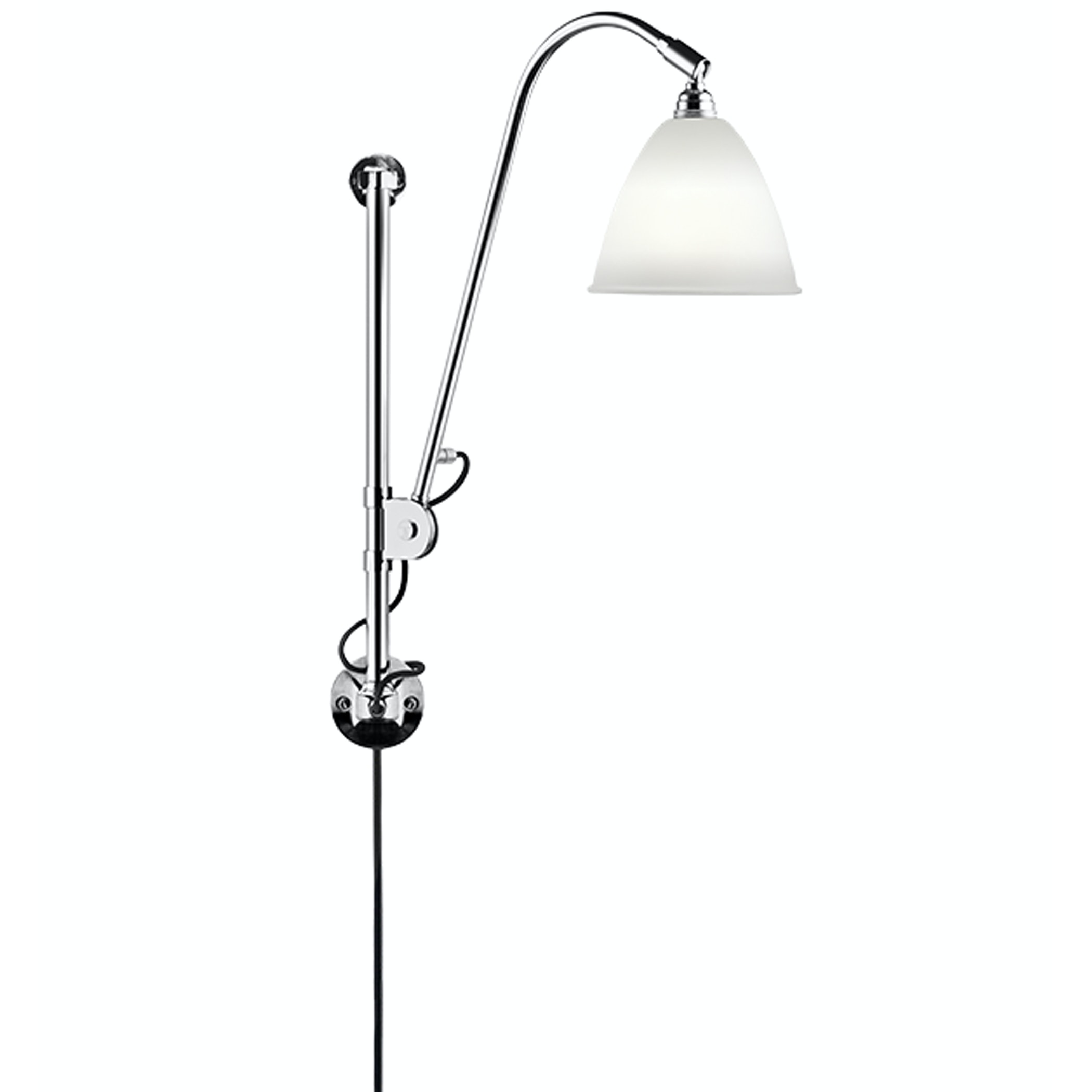 Modern Wall Lighting By Contemporary Designers At Haute Living Porcelain Light Wiring Diagram Bl5 Chrome Product