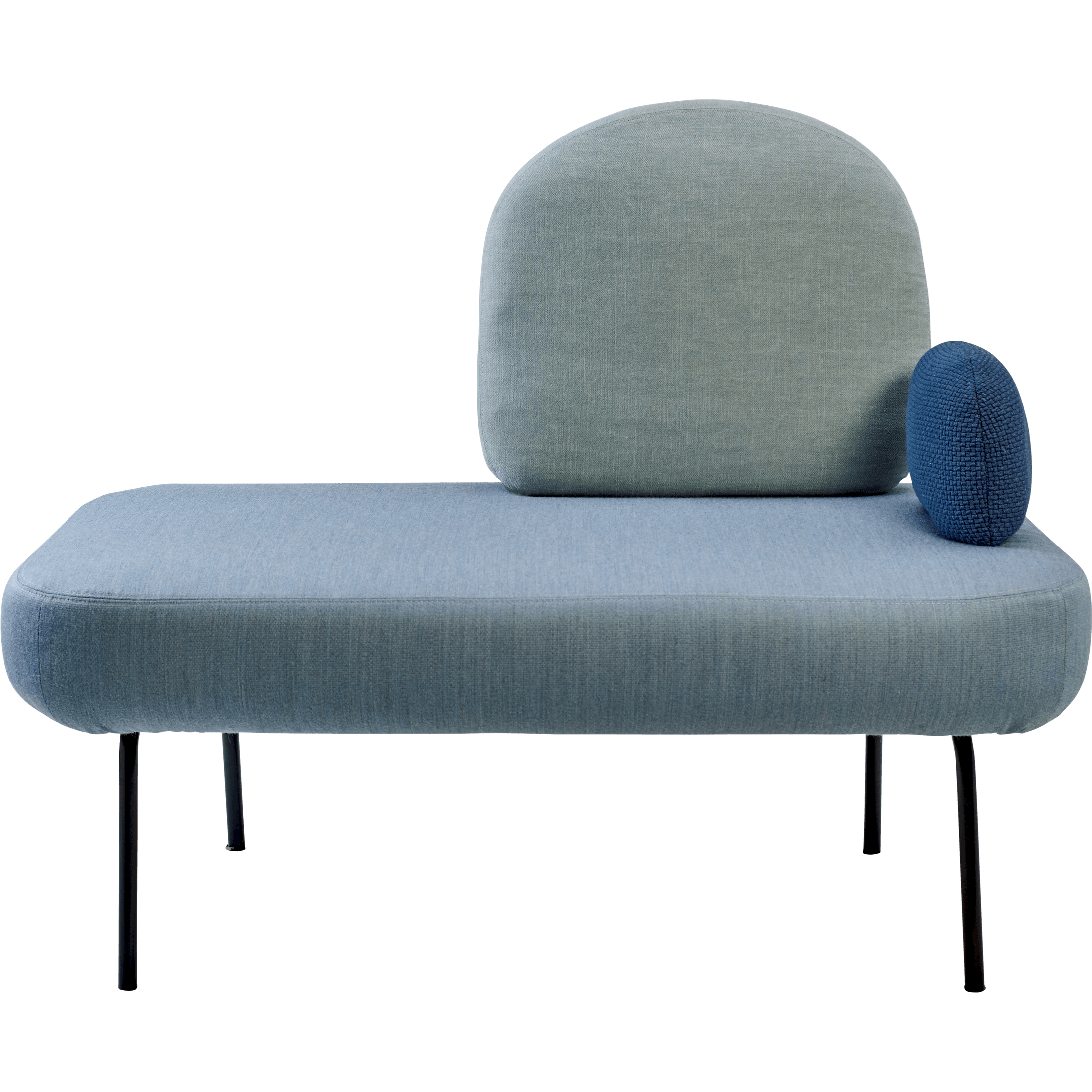 bolia light blue between sofa haute living