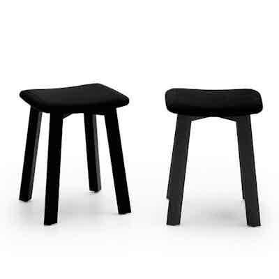 Punt Furniture Bevel Black Small Haute Living