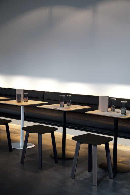 Punt Furniture Bevel Insitu Seat Dining Haute Living