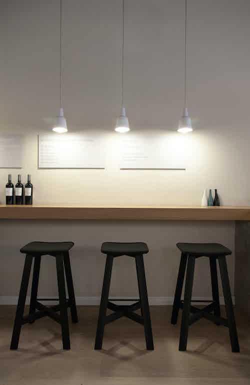 Punt Furniture Bevel Insitu Seat Trio Detail Haute Living