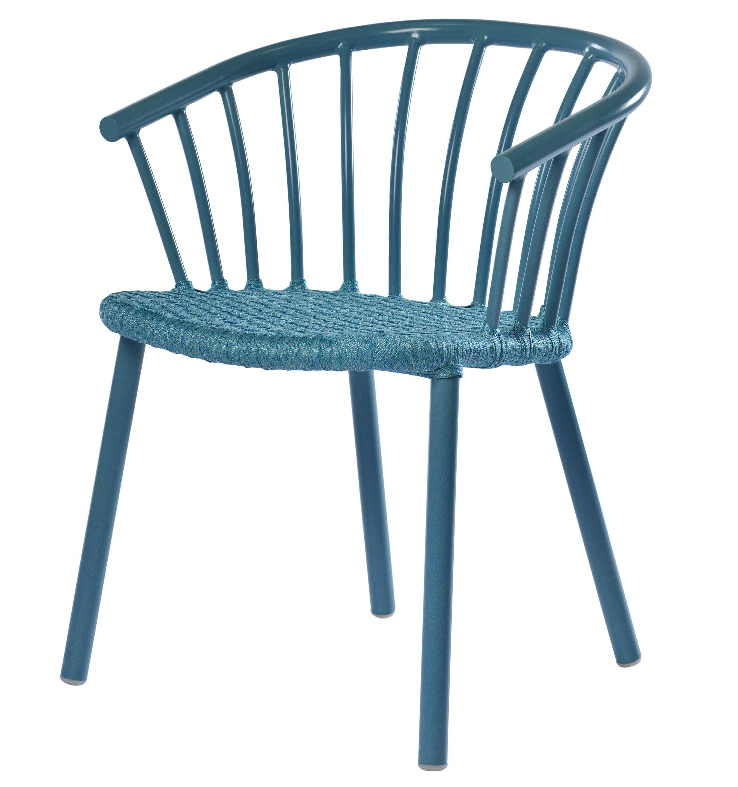 Tidelli biarritz chair haute living