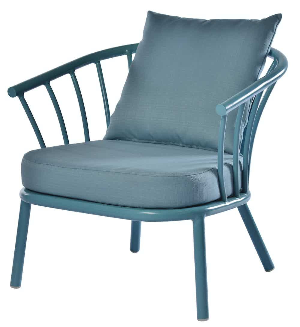Tidelli biarritz lounge chair haute living
