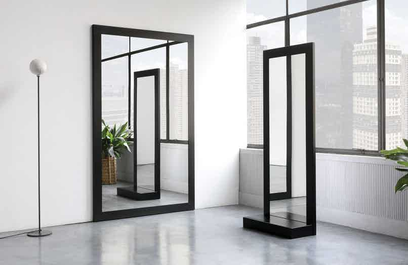 Big Frame Mirror By Zeus Haute Living