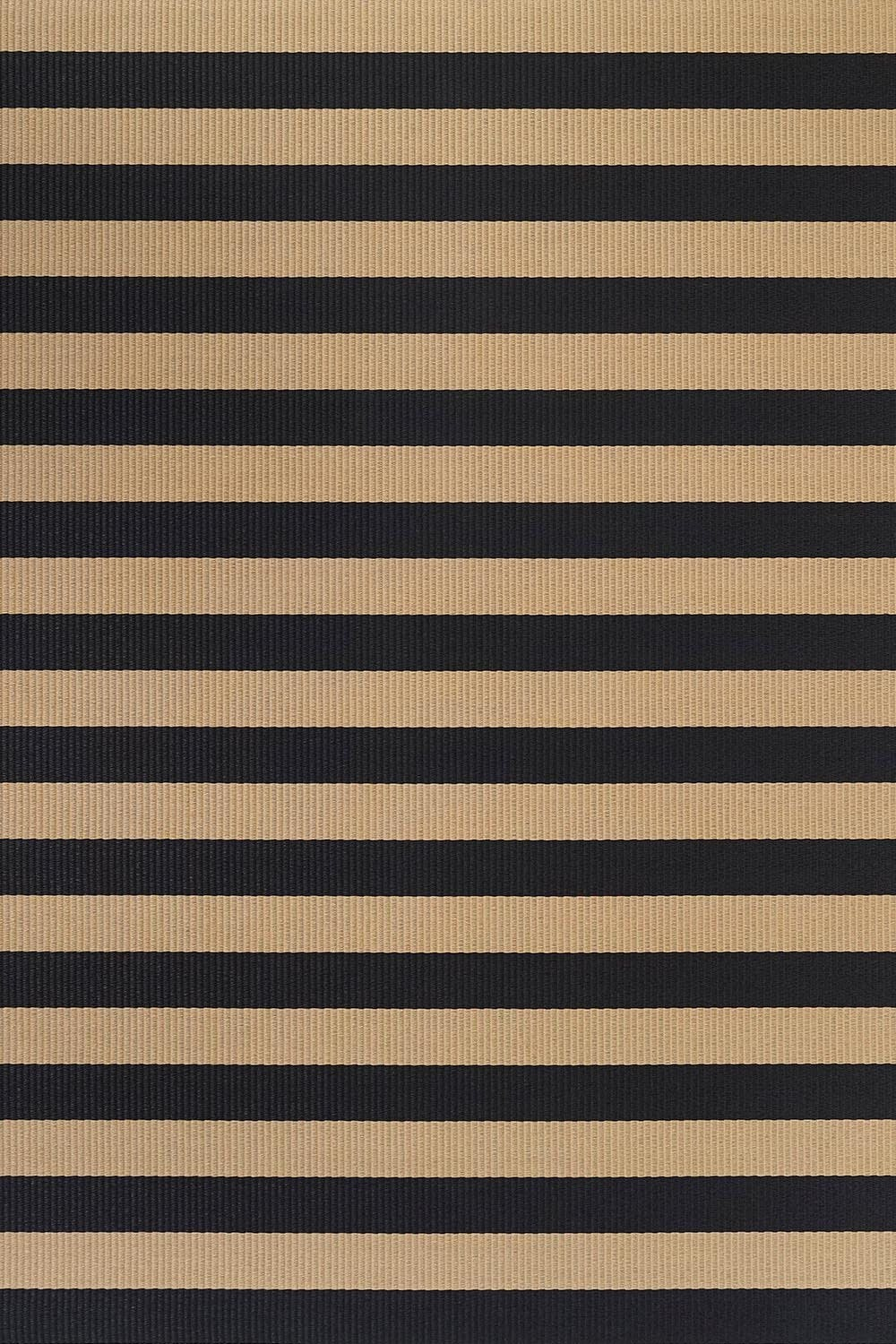 Woodnotes-big-stripe-carpet-black-natural-haute-living