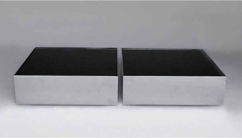 Phase Design Tables Black Ice Side