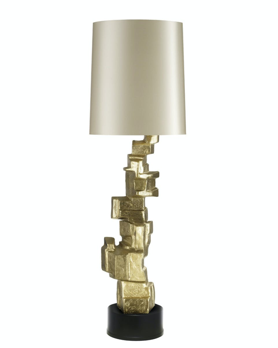 Cto Lighting Bloc Table Lamp Haute Living