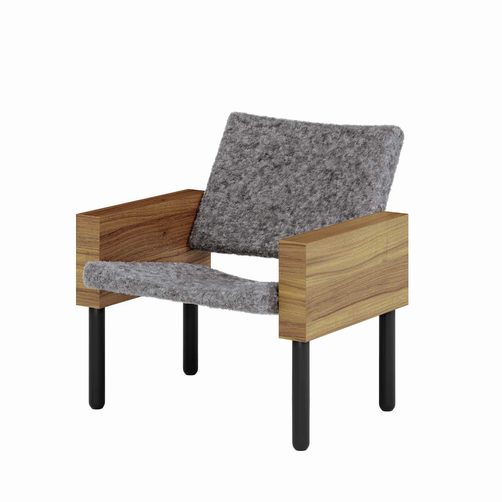 La-chance-furniture-block-armchair-grey-haute-living