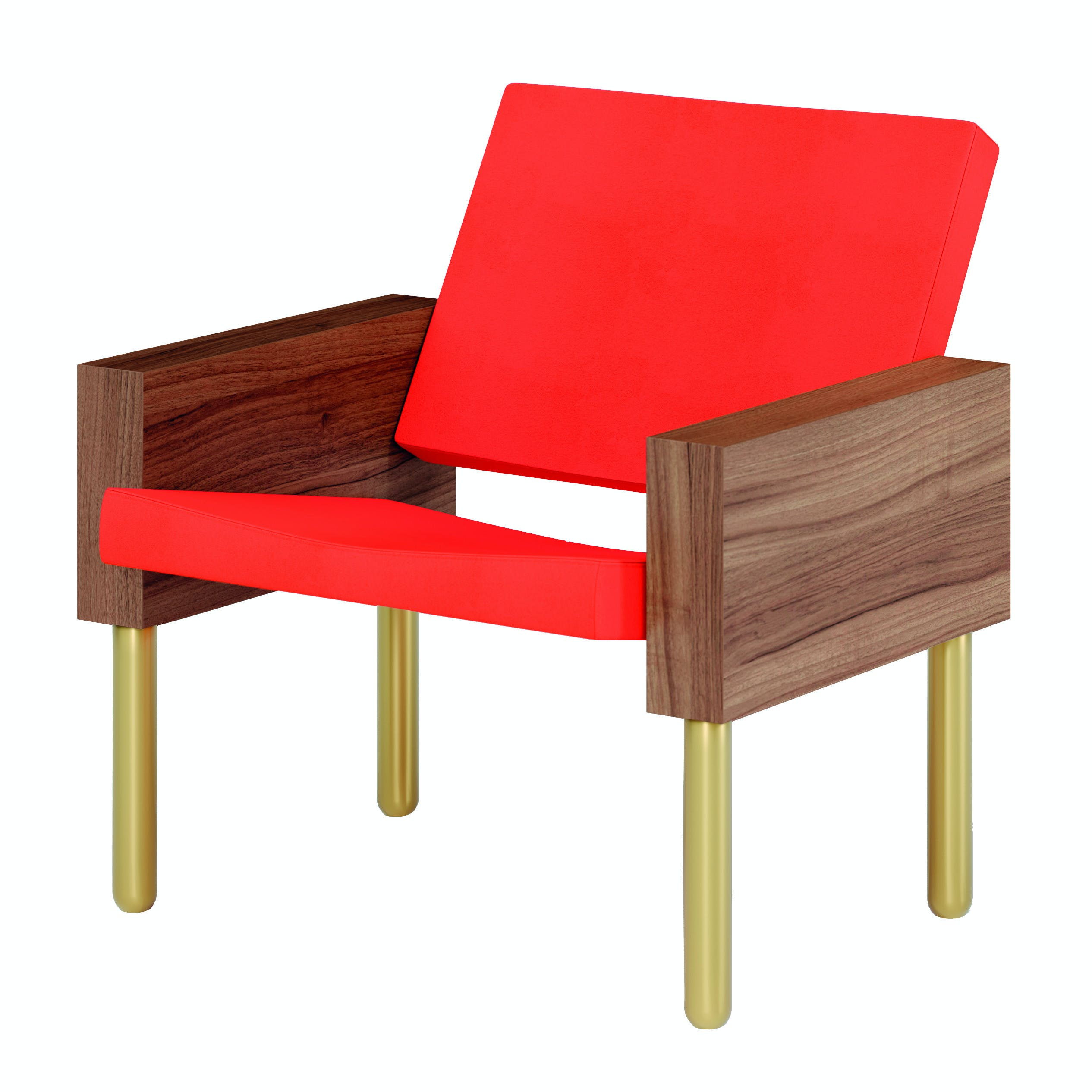 La-chance-furniture-block-armchair-red-close-haute-living
