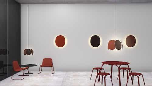 Bogaerts Label Insitu Blossom Acoustic Lamp Haute Living