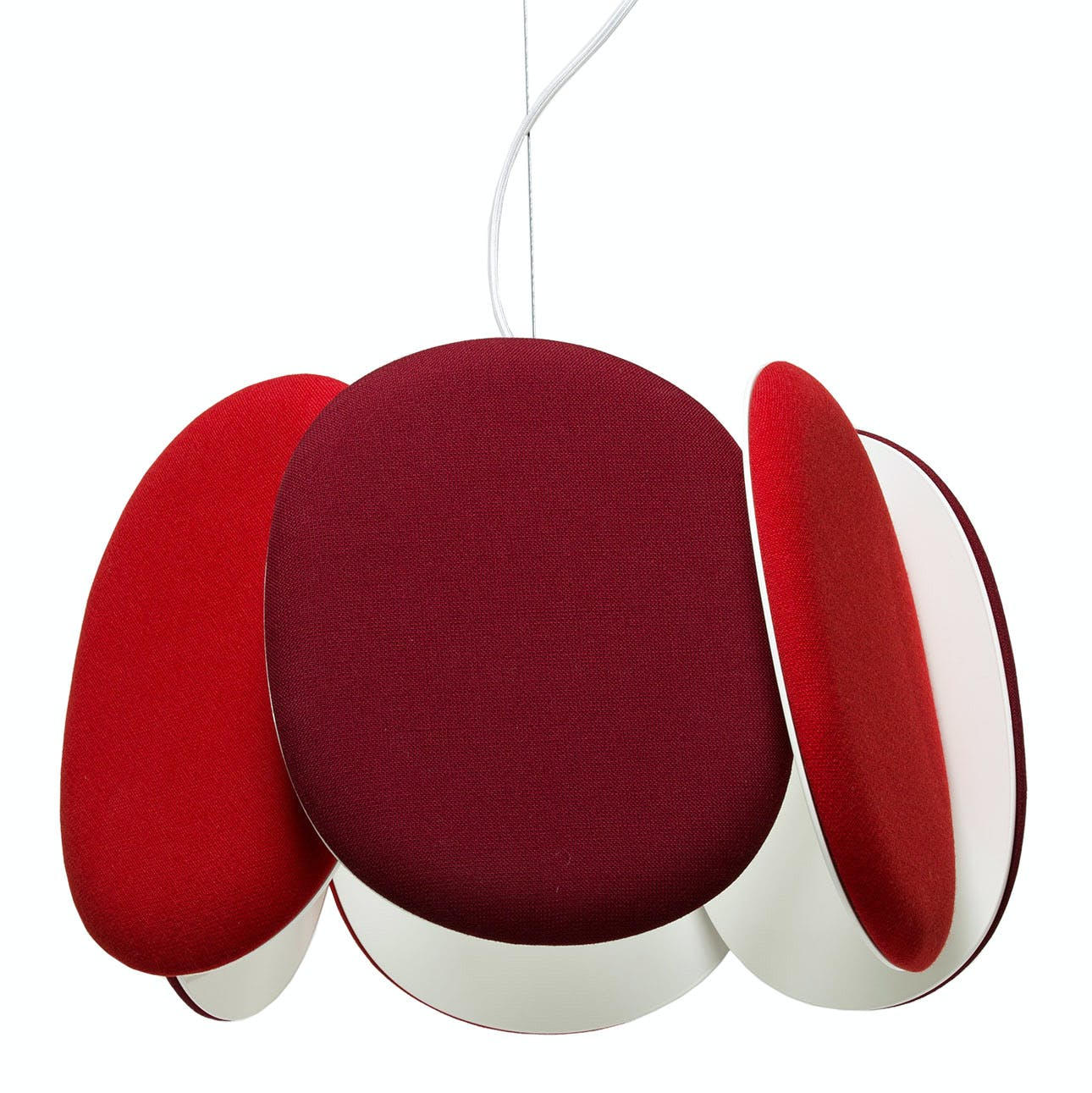 Bogaerts Label Thumbnail Red Blossom Acoustic Lamp Haute Living