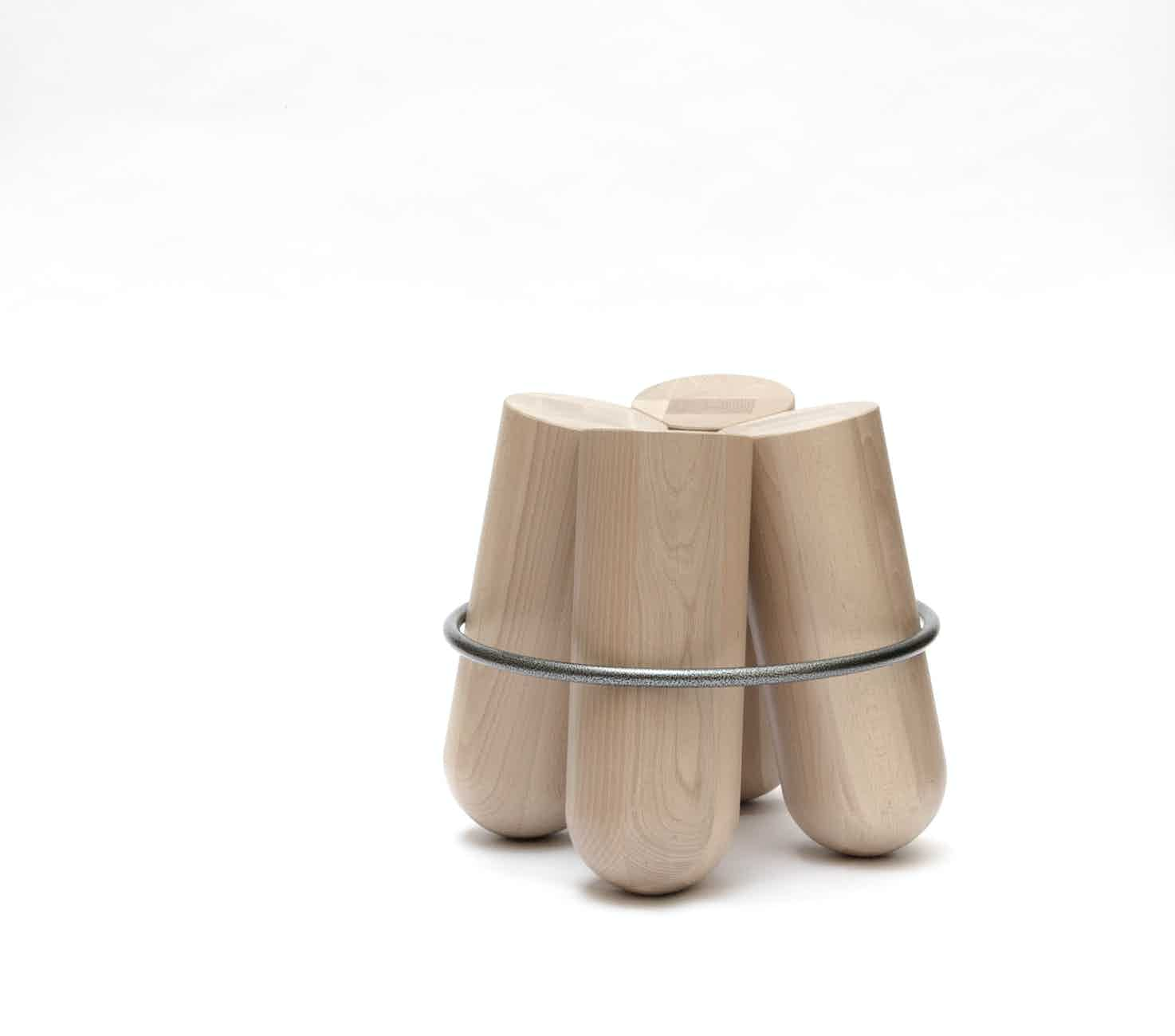 La-chance-furniture-bolt-stool-ash-steel-haute-living