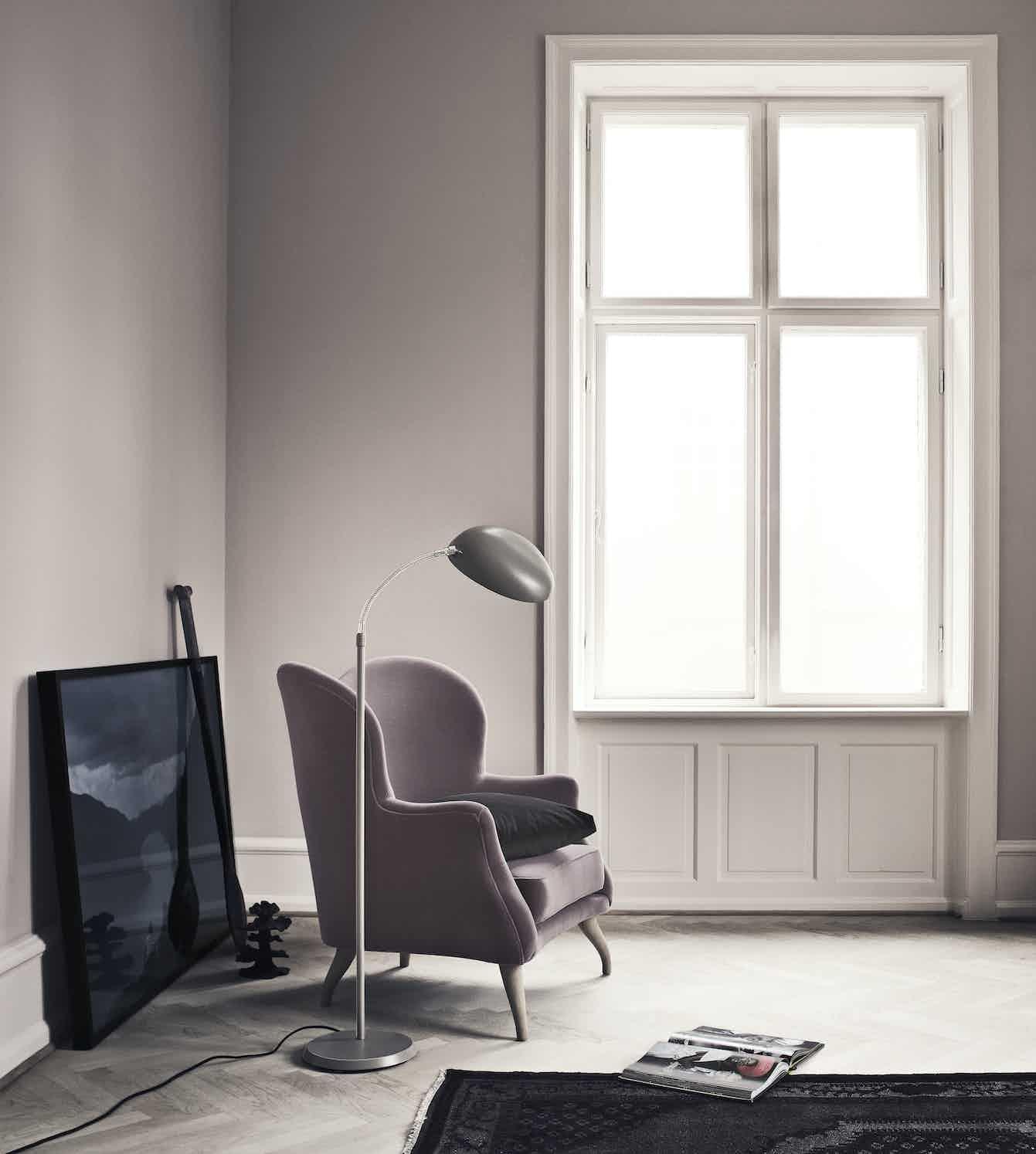 Gubi Bonaparte Lounge Black Insitu Haute Living