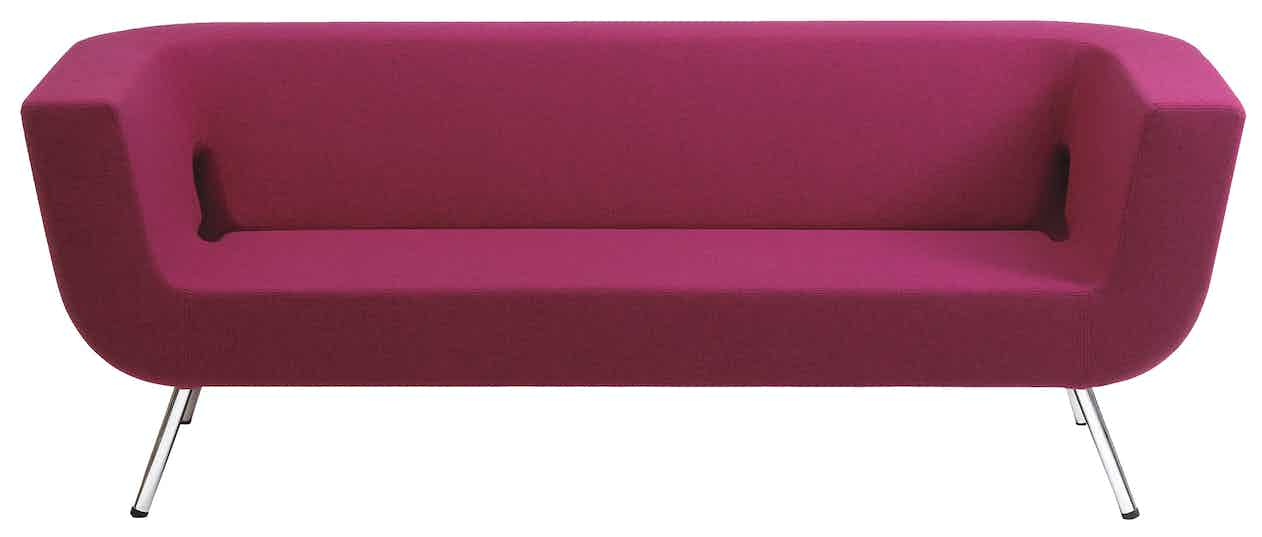 Artifort Purple Bono Sofa Thumbnail