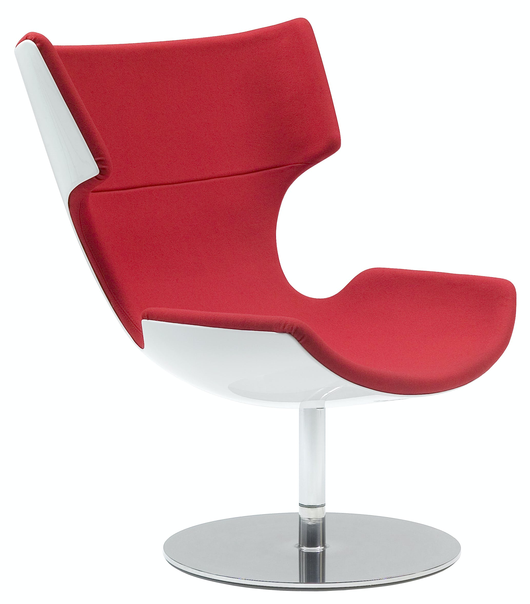 Artifort Red Boson Chair Thumbnail