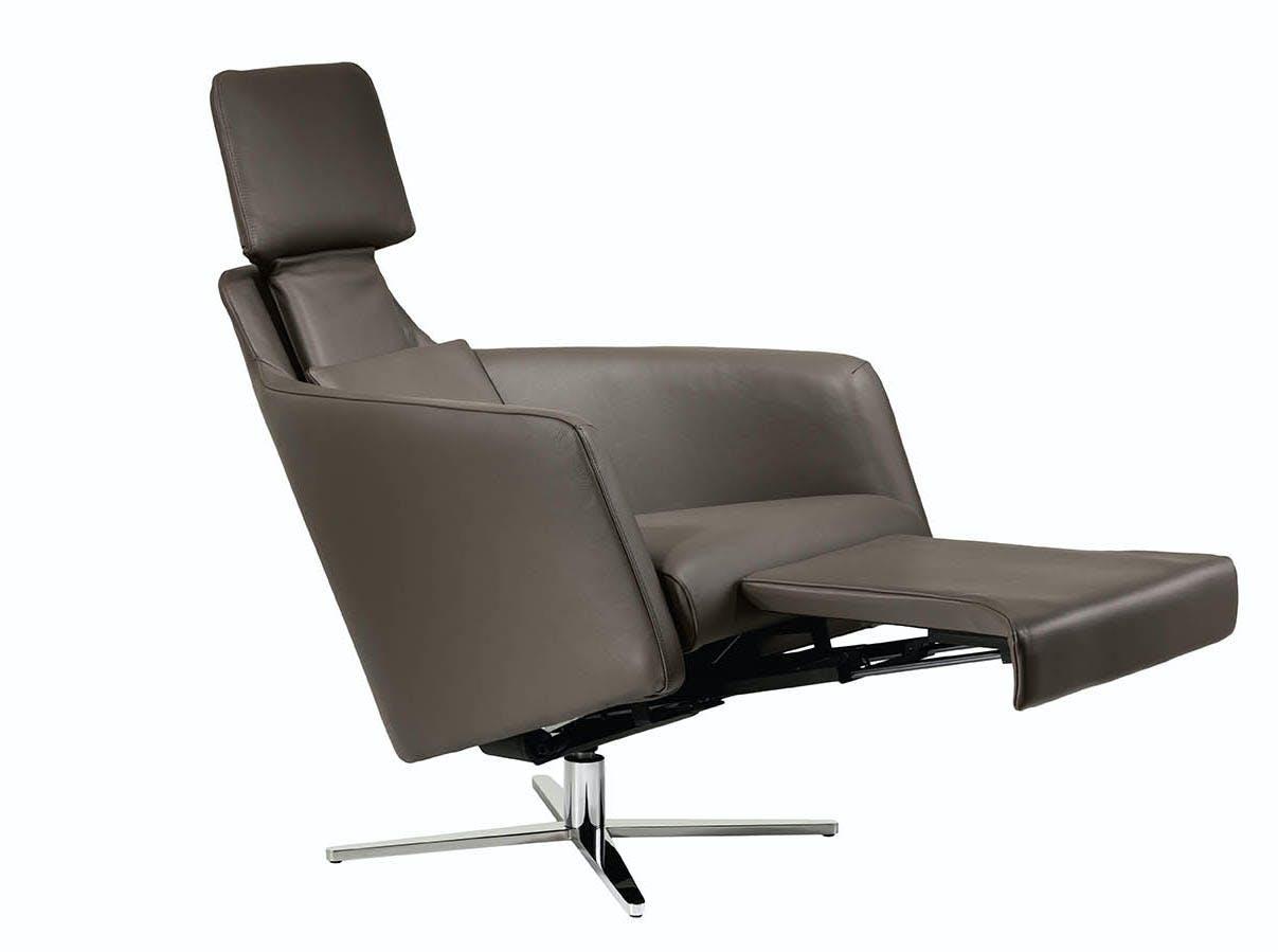 Jab Anstoetz Boss Armchair Reclined Haute Living