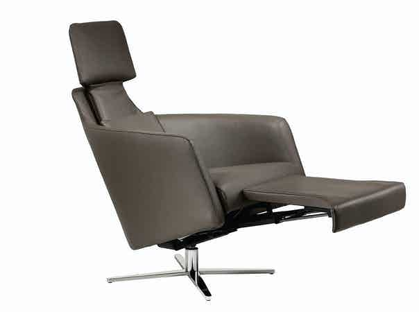 Jab Anstoetz Boss Armchair Reclined Haute Living