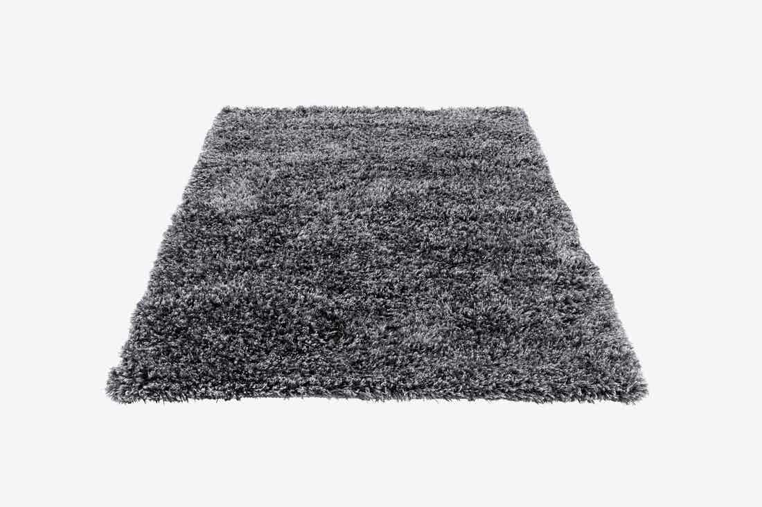 Bolia bossa rug large grey haute living