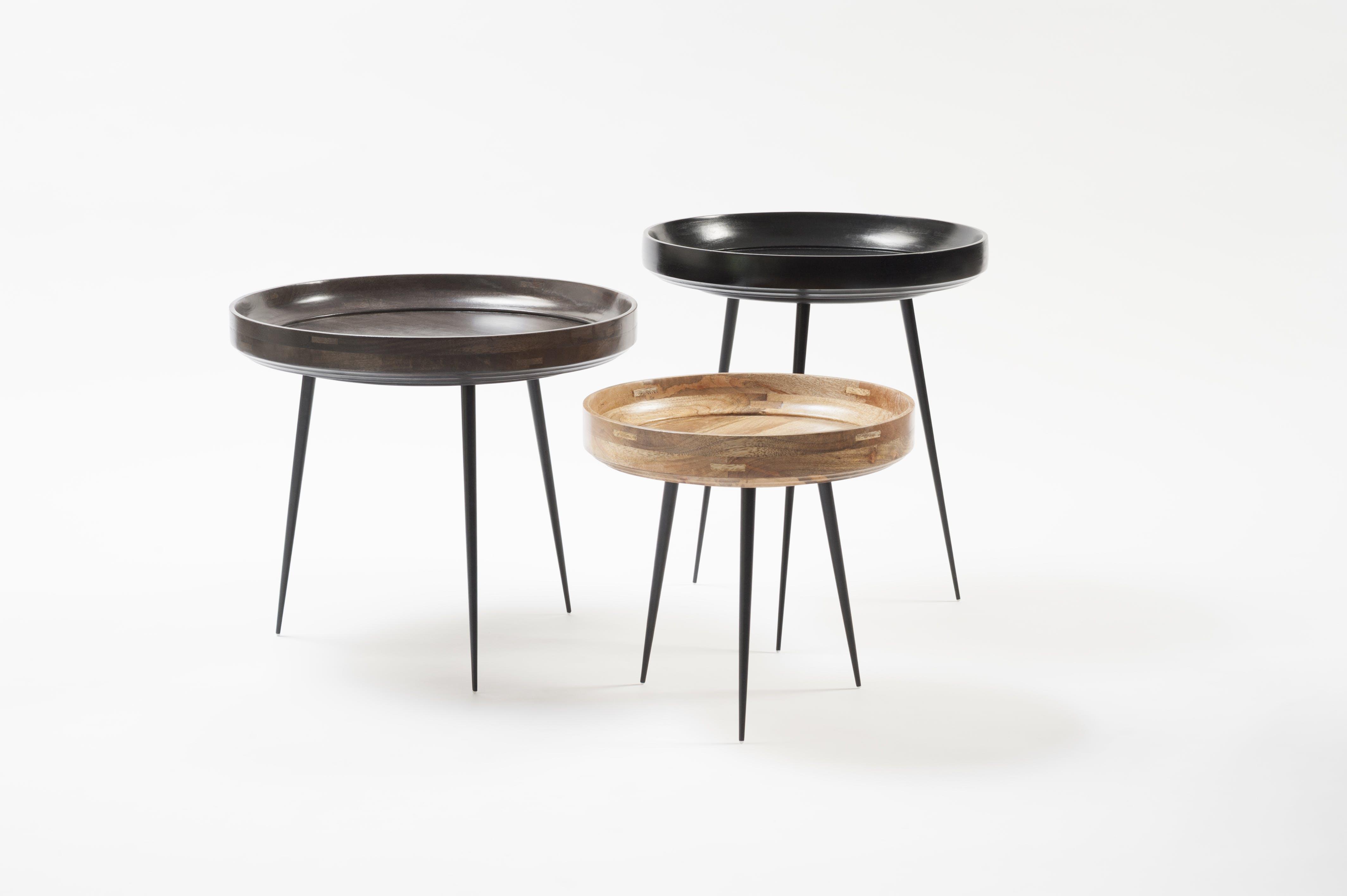 Mater Bowl Tables Group Insitu Haute Living