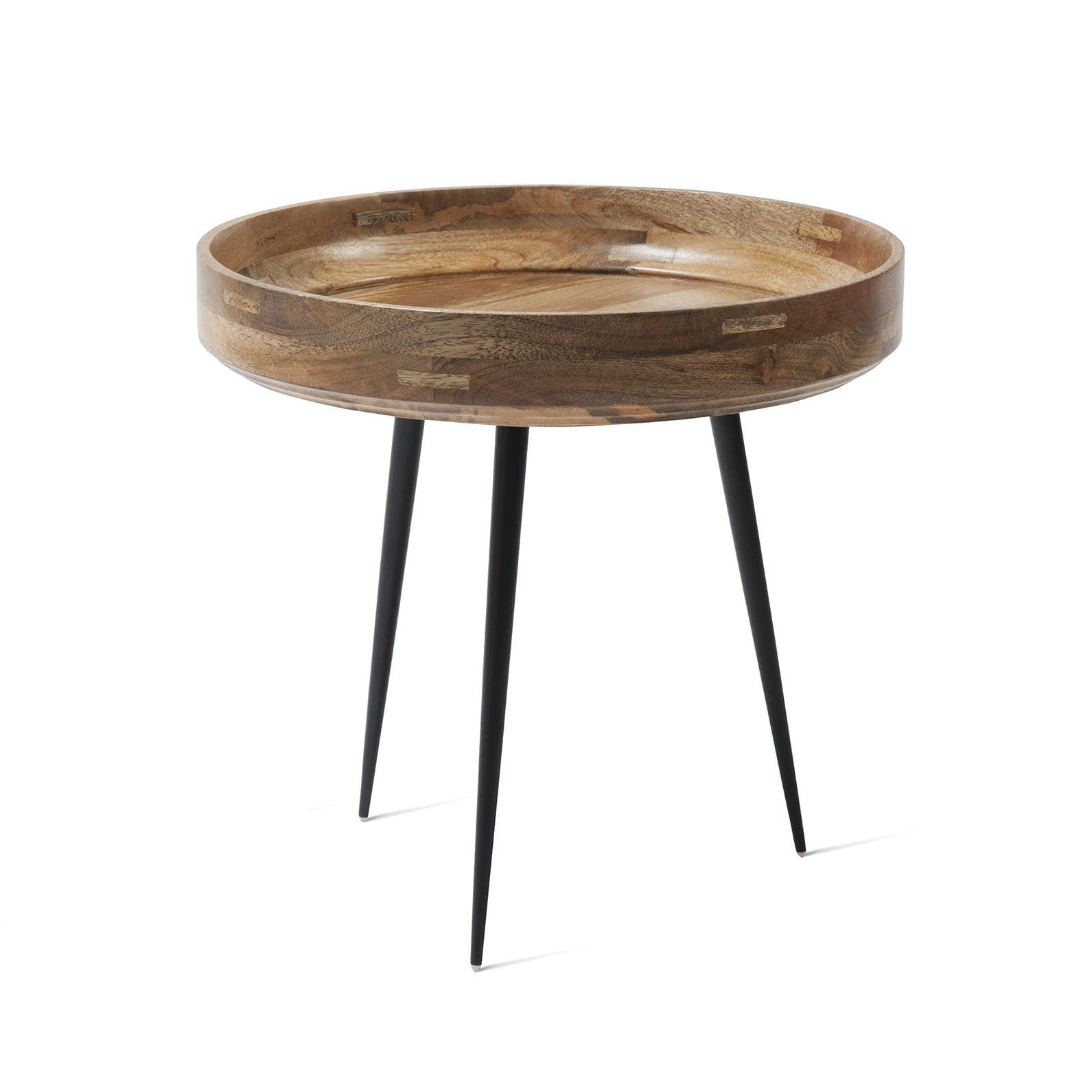 Mater Natural Small Bowl Table Haute Living