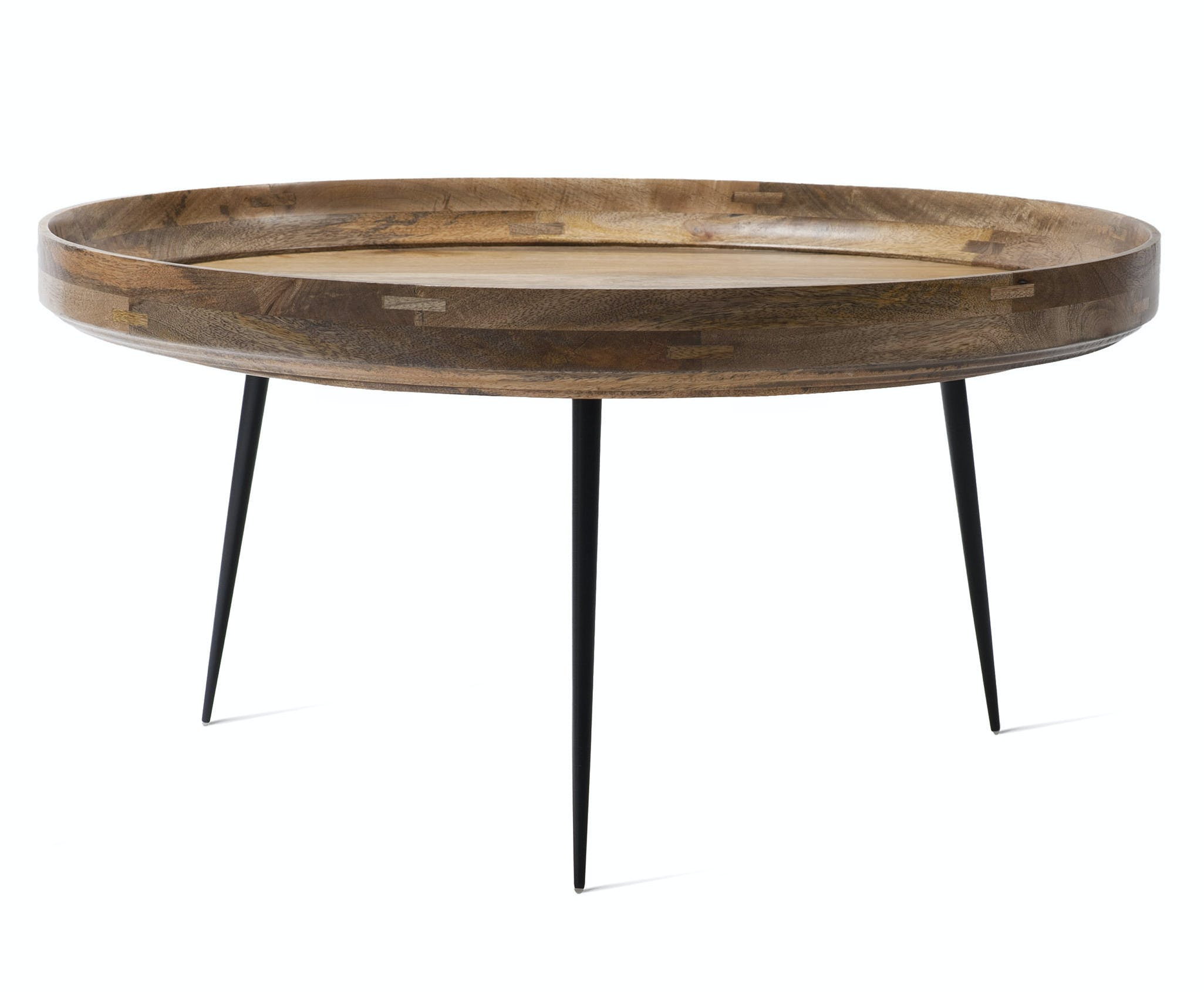 Mater Natural Xl Bowl Table Haute Living