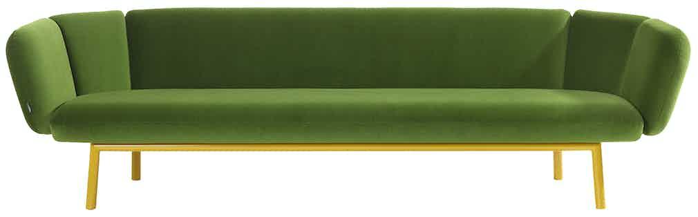 Artifort Green Bras Sofa Thumbnail