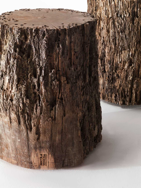 Riva 1920 bricola venezia stool side detail haute living
