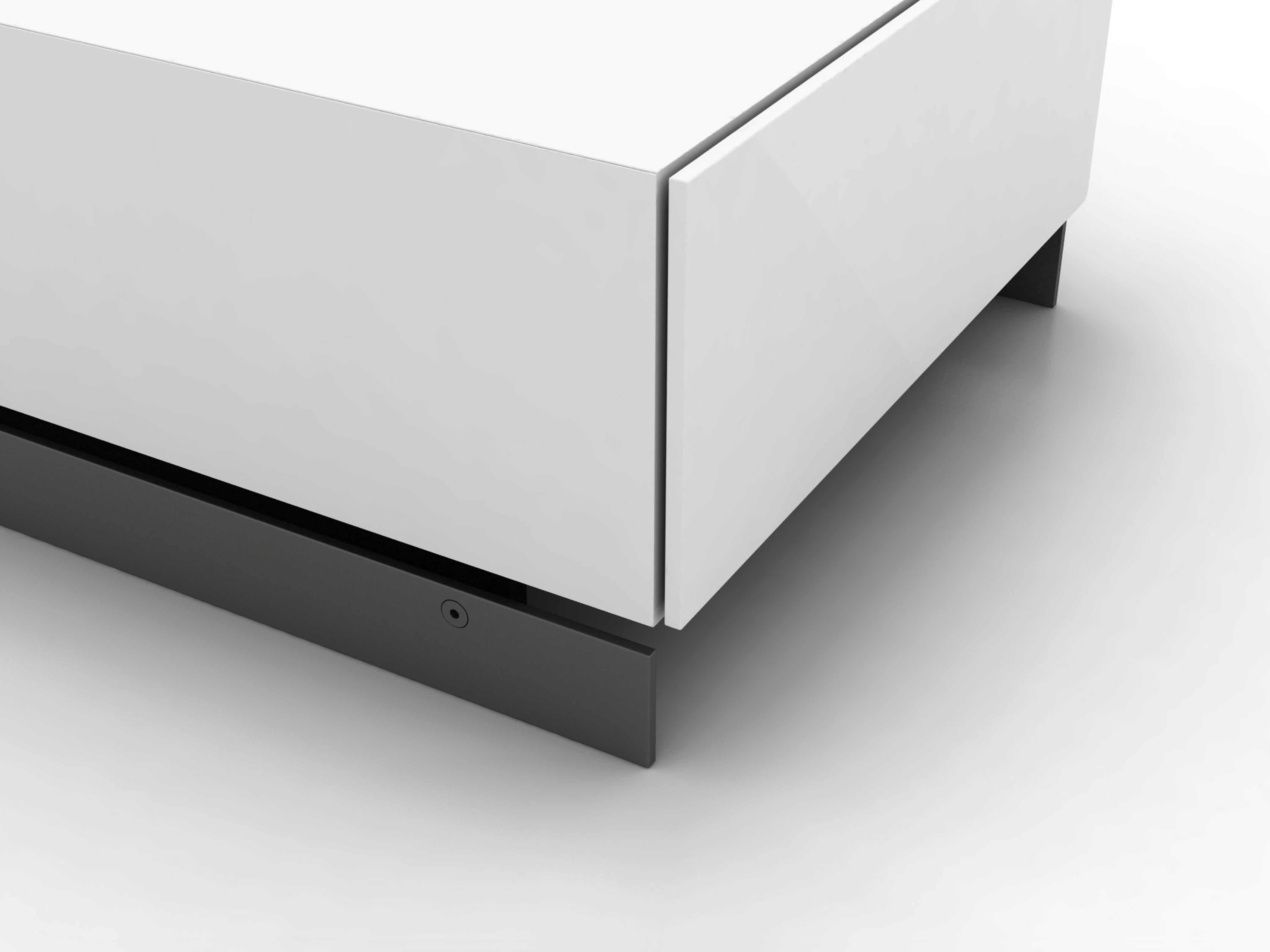 Bensen brix system white detail haute living