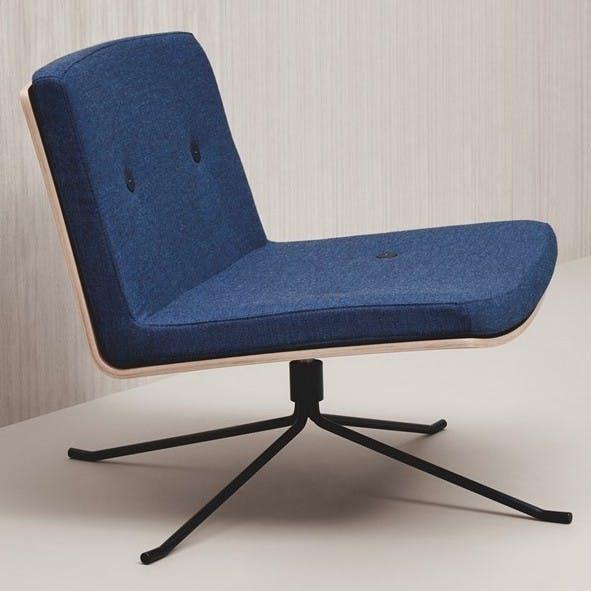 Bolia Blue Bullet Armchair Insitu Haute Living