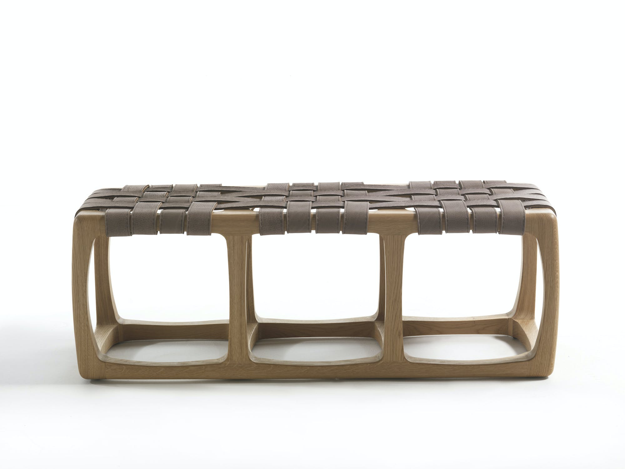 Riva 1920 Bungalo Bench Front
