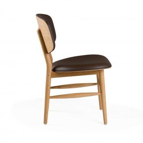 De La Espada Autoban Blutterfly Chair Oak Side Haute Living