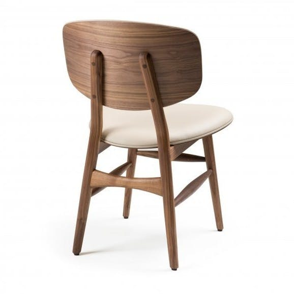 De La Espada Autoban Blutterfly Chair Walnut Back Haute Living