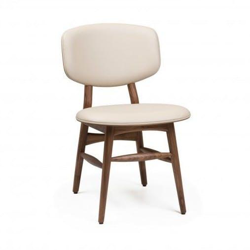 De La Espada Autoban Blutterfly Chair Walnut Front Haute Living