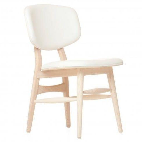 De La Espada Autoban Blutterfly Chair White Oak Haute Living
