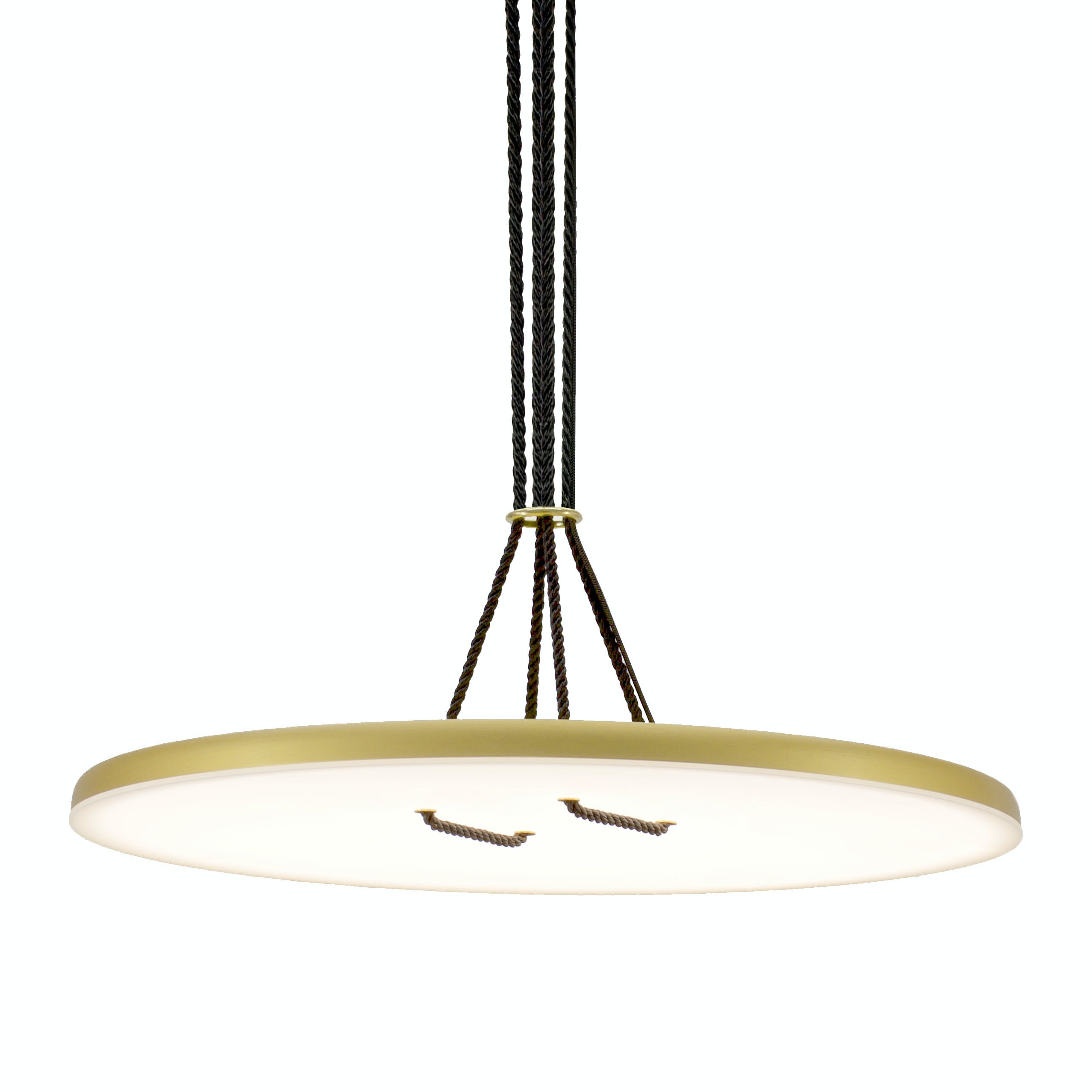 Andlight Button 60 Pendant Light Angle Haute Living Thumbnail