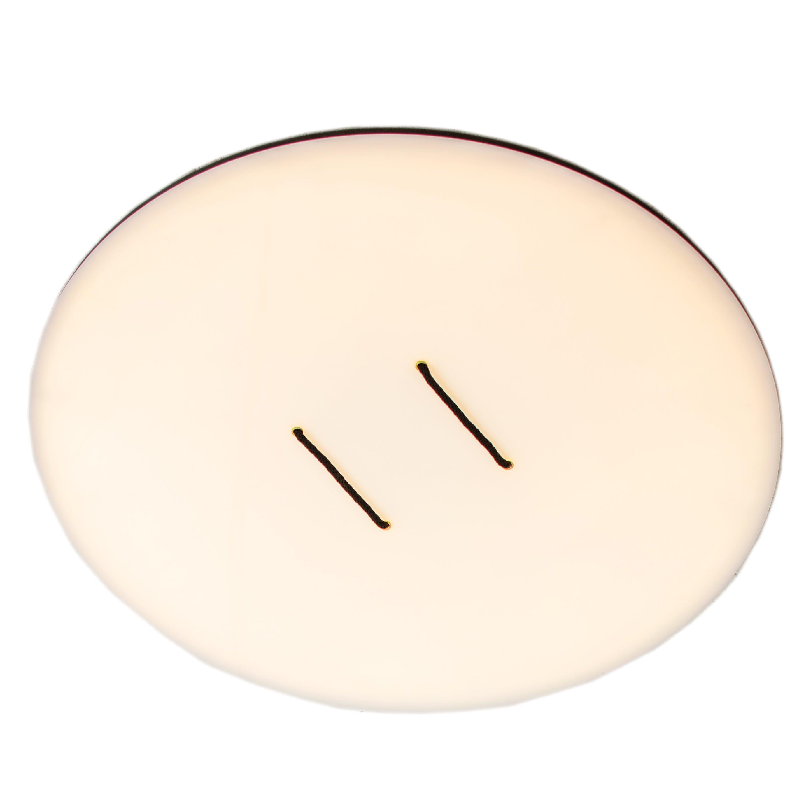 Andlight Button 60 Ceiling Wall Light Haute Living Thumbnail