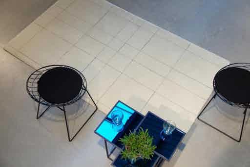 Carpet-sign-byzance-tartan-design-rug-insitu-haute-living