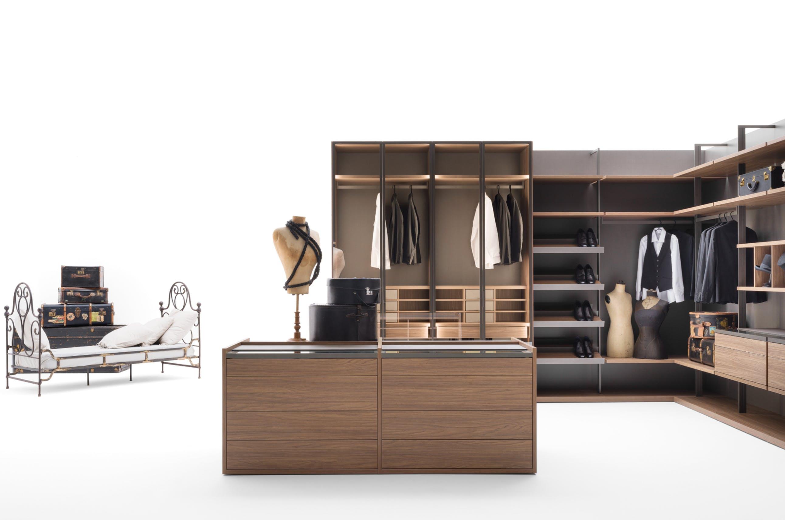 Caccaro Cabina Module Closet Haute Living