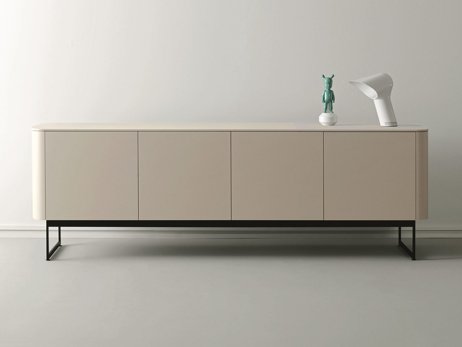 Side Lacquered Sideboard Caccaro 300250 Rel24B42Ac1