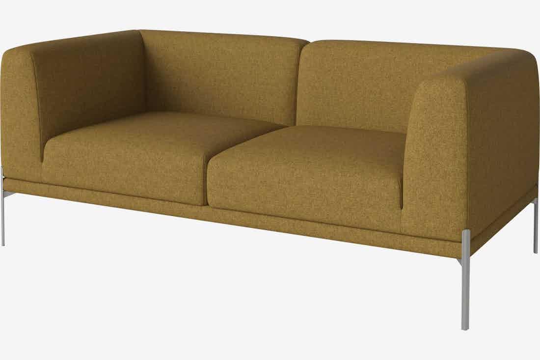 Bolia caisa sofa curry haute living
