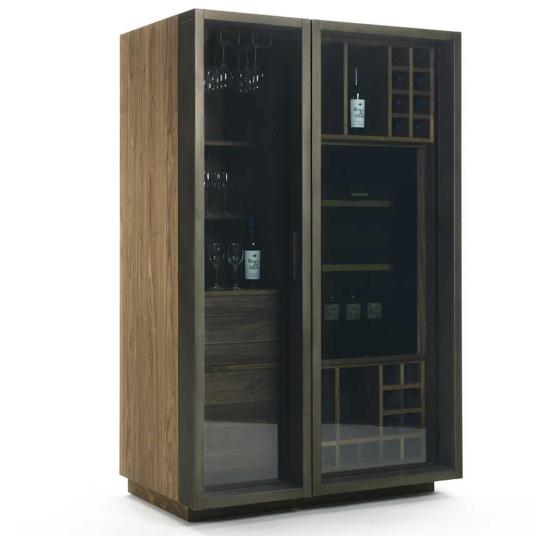 Riva 1920 Cambusa Glass Cabinet Haute Living