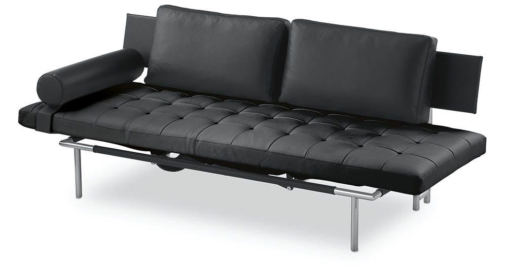 Jab Anstoetz Campus Deluxe Black Lounge Sofa Haute Living