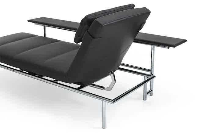 Jab Anstoetz Black Campus Lounge Sofa Back Haute Living