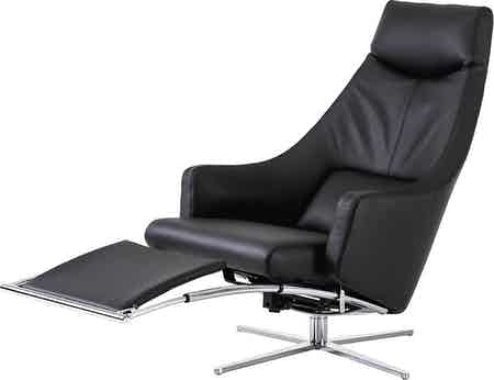 Jab Anstoetz Cane Armchair Reclined Haute Living