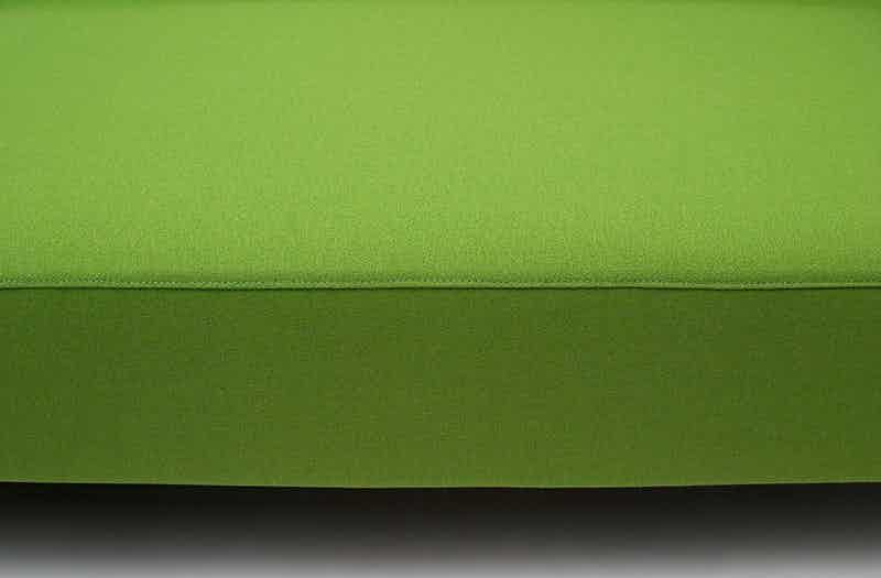 Bensen Green Canyon Sofa Detail
