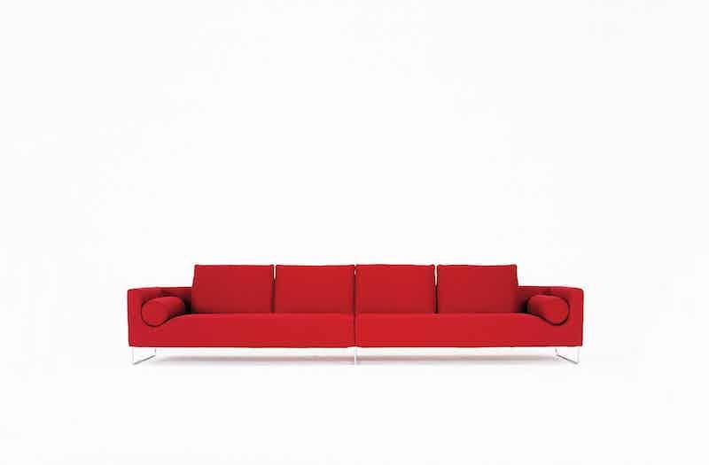 Bensen Red Canyon Sofa