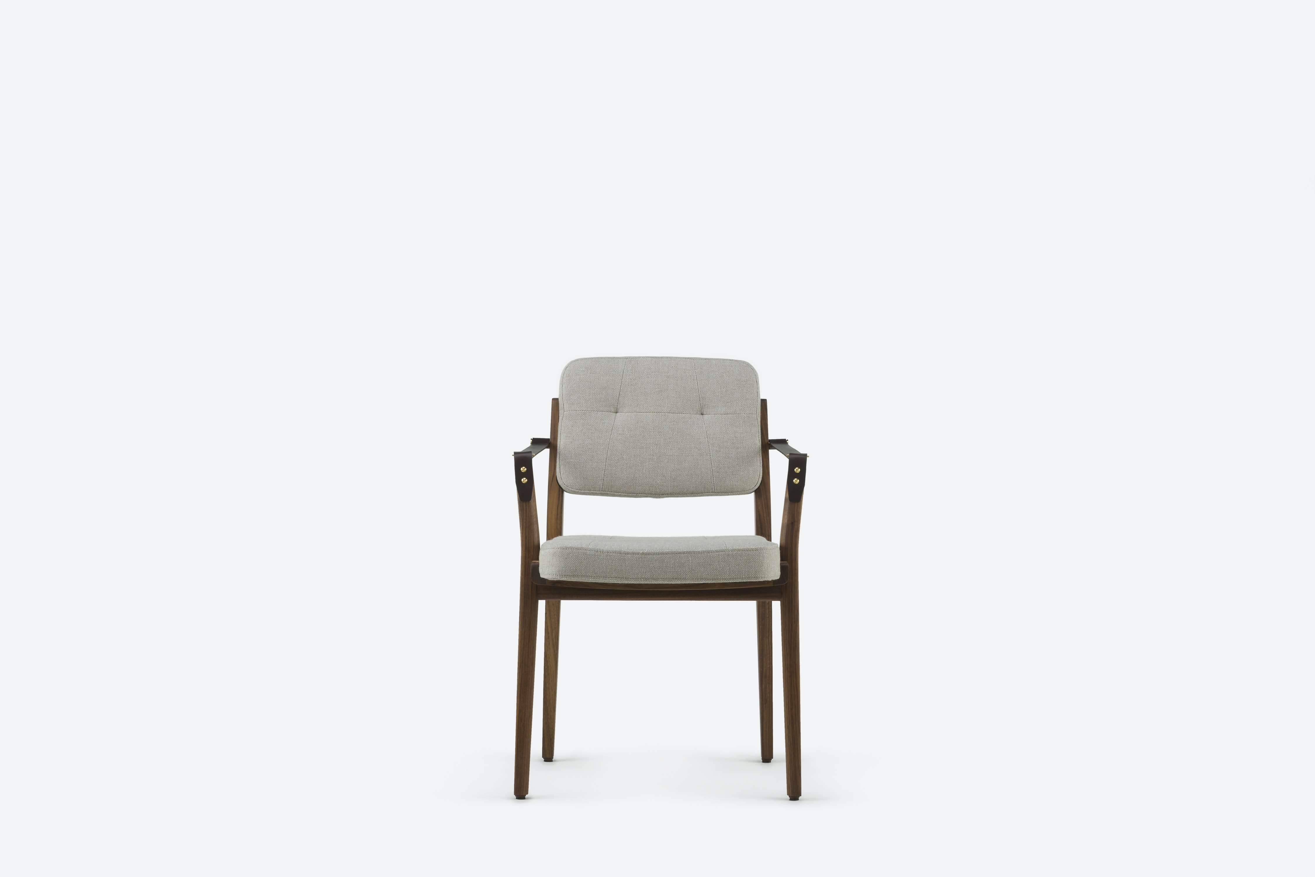 Capo Armchair By Neri Hu Front