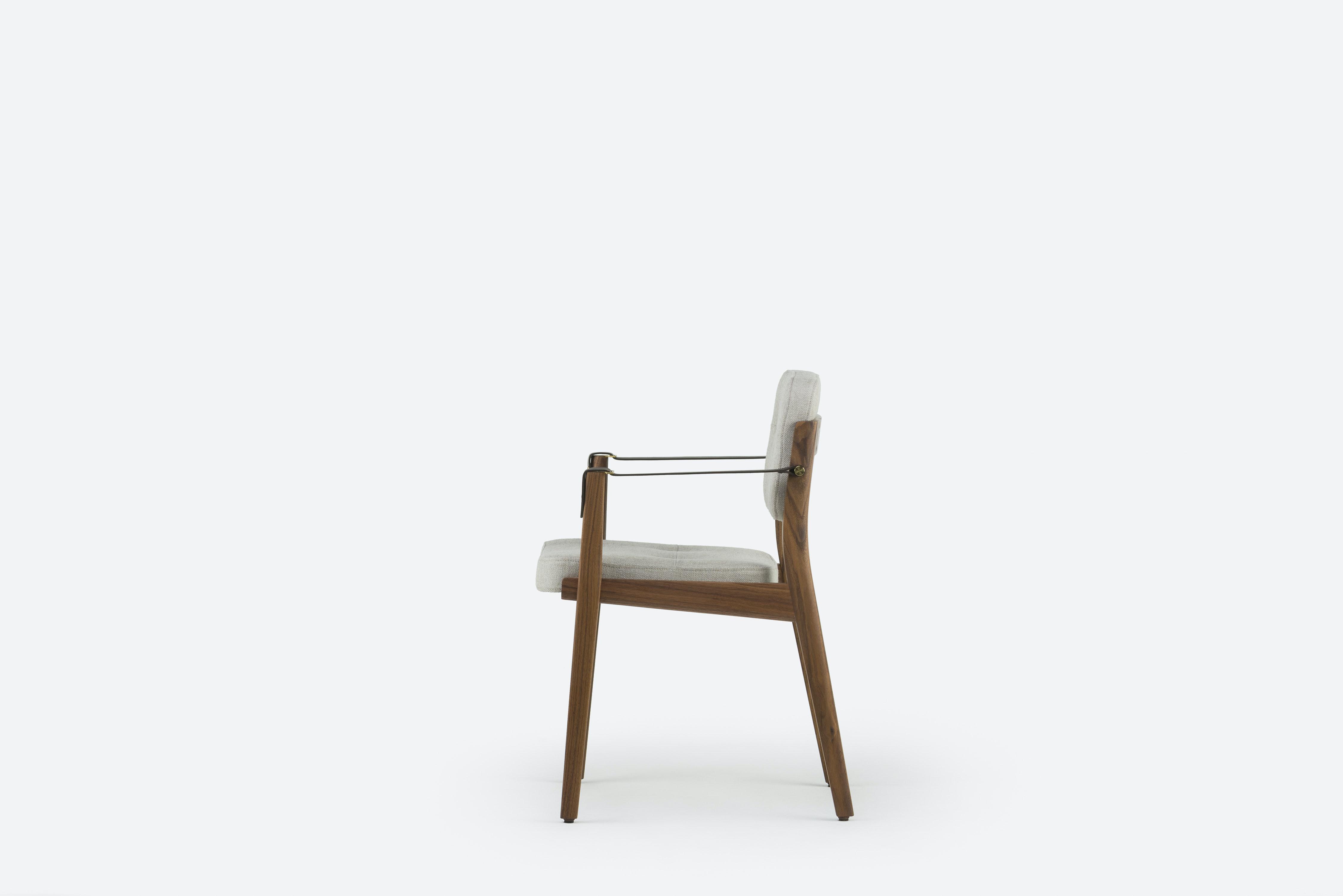 Capo Armchair By Neri Hu Side
