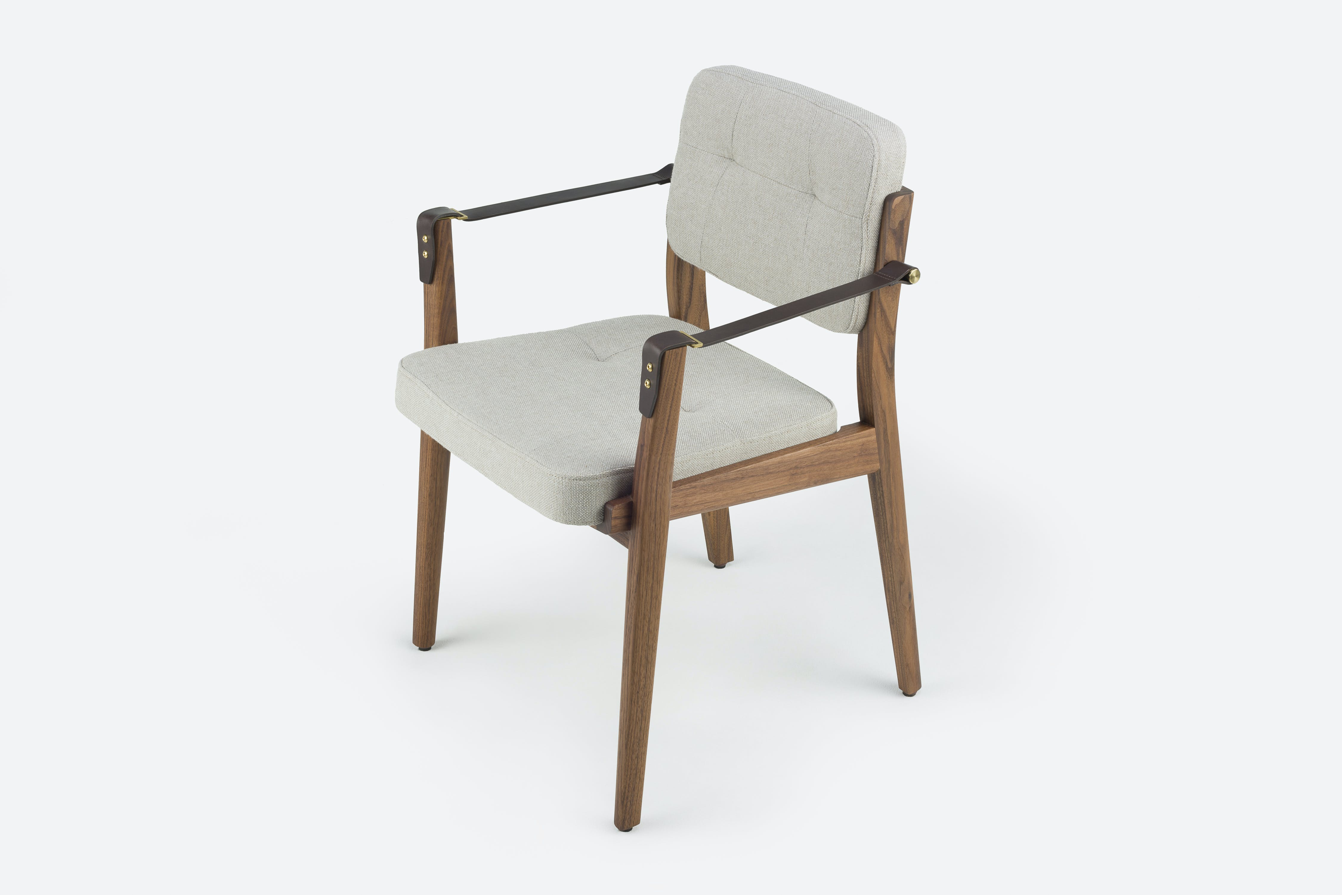 Capo Armchair By Neri Hu2